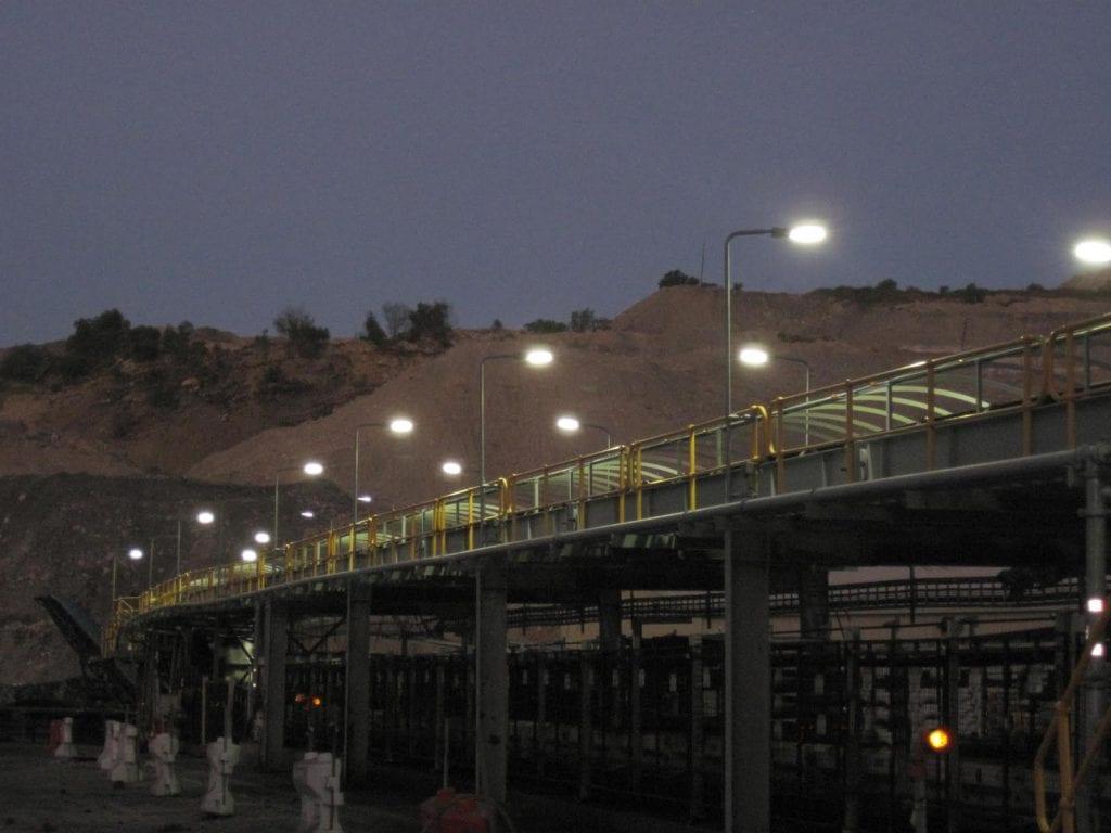Mako - Wambo coal mine